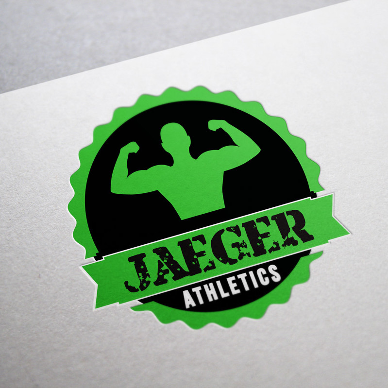 Custom Logo Client: Jaeger Athletics