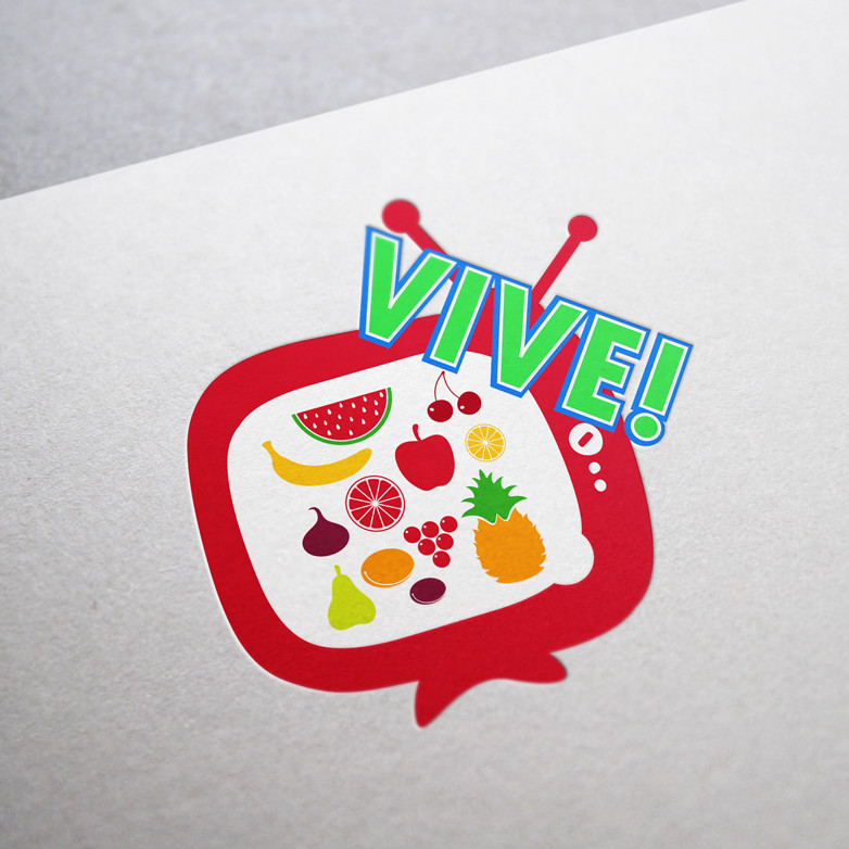 Custom Logo Client: VIVE!