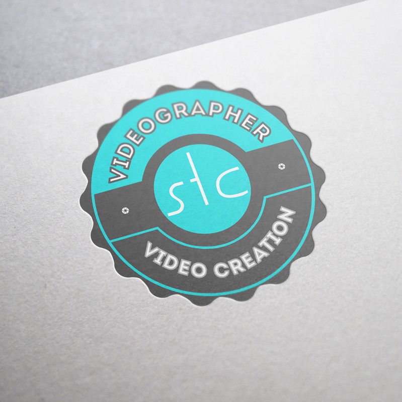 Custom Logo Client: STC Video Creation
